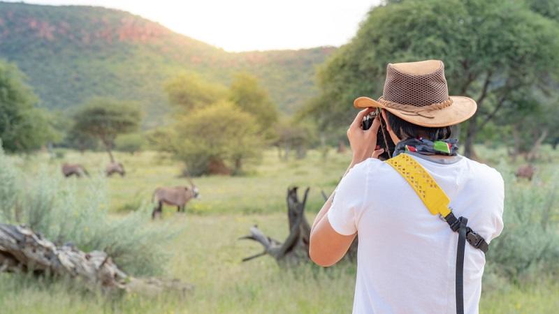 Der Naturtourismus trägt in Namibia 4,2 Prozent zum Bruttoinlandsprodukt bei - die Trophäenjagd maximal 0,27 Prozent.