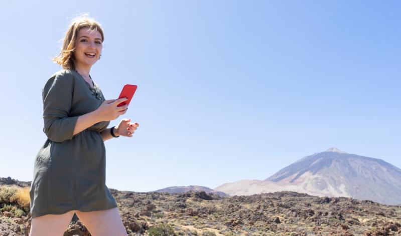Tipp um billiger telefonieren zu können: suchen Sie in Südafrika selbst nach Tarifen (Foto: Shutterstock - Jose Maria Ruiz Sanchez)